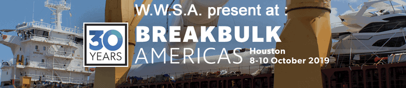 Breakbulk Americas (Houston) 2019