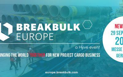 Breakbulk Europe 2020 postponed!