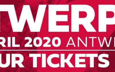 W.W.S.A. partners with Antwerp XL 2020