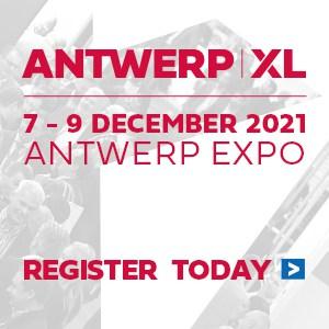 Antwerp XL 2020 is Back  7-9 December 2021